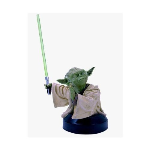 (Star Wars: Episode II: Attack of the Clones Yoda Mini-Bust)