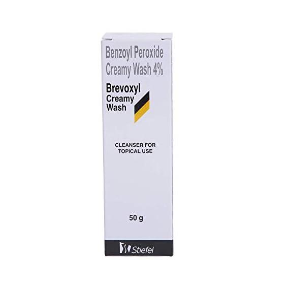Brevoxyl Creamy Wash - 50 g (Pack of 2)