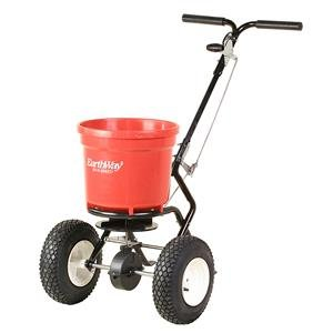 EarthWay 2150 EV-N-SPRED 50lb Ice Melt Sand Salt Snow De-Icers Seed Commercial Broadcast Spreader