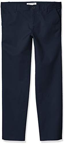 Amazon Essentials Girl's Plus Uniform Chino Pants