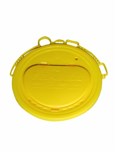 - Frabill 1401 Deluxe Bait Bucket Lid