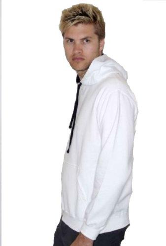 Royalblau sonnenblume Hoods À Sweat Varsity Capuche Just shirt q7awYUTx