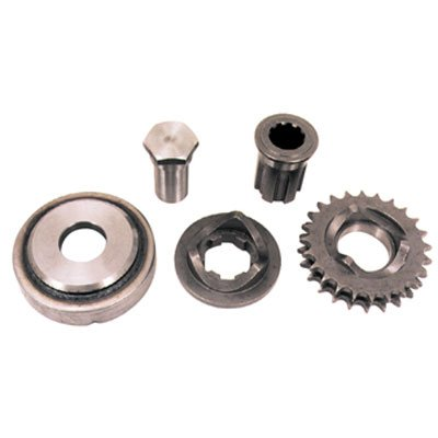 BKRider Compensating Sprocket Kit For Harley-Davidson Big Twin OEM# 40308-94