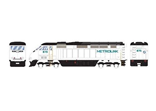 Athearn HO RTR F59PHI Metrolink #875