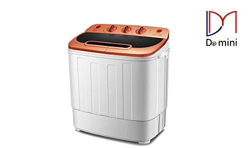 Do mini Portable Mini Compact Twin Tub 13Ibs Capacity for sale  Delivered anywhere in USA