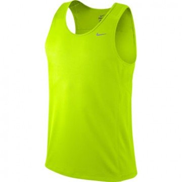 Nike Men's Miler Team Running Singlet