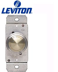 Leviton 6684 Trimatron Incandescent Rotary Dimmer - (Trimatron Incandescent Rotary Dimmer)