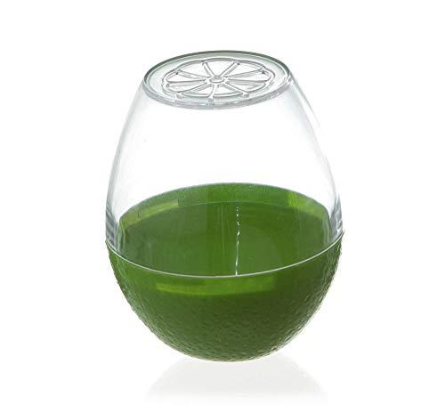 Porta Limão Verde Hutzler Transparente Plastico