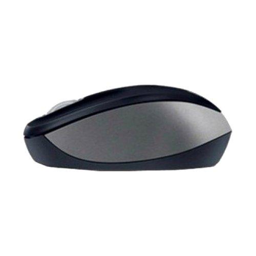iBall Freego Blue Eye Wireless Mouse  Dark Silver