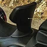 Can Am Spyder Rt and Prior Driver Backrest for Comfort Seat Black #219400478