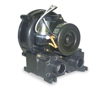 VFC063P-1T Fuji Regenerative Blower 1/20 hp, .56 amps, 115 Volts