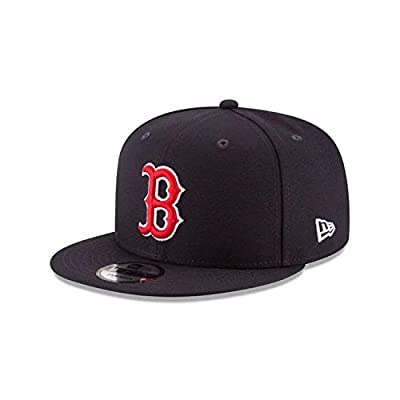 New Era Boston Red Sox World Series Side Patch 9Fifty Snapback Cap Hat Blue 11907929