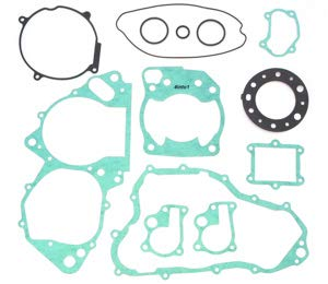 Engine Gasket Set - Compatible with Honda CR250R - 1992-2001 - Top & Bottom End Kit CR250 by 4into1