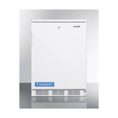 Summit Refrigerator Automatic Commercial - Summit FF7L Refrigerator, White