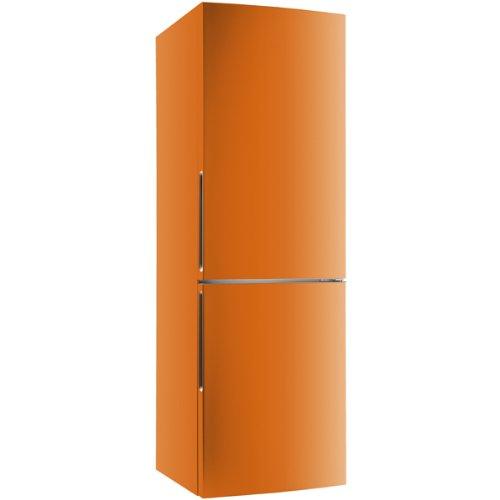 Haier CFL633CO Independiente 310L A+ Naranja nevera y congelador ...