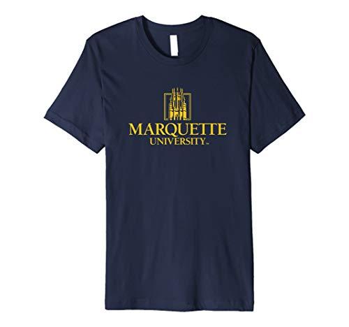 (Marquette Golden Eagles NCAA T-Shirt PPMAR06 )