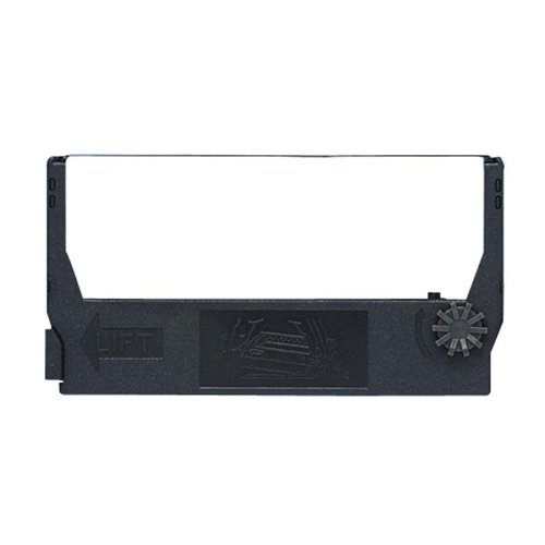 - EPSON OEM Ribbon, BLACK, yield 750,000