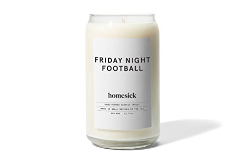 Homesick Scented Candle, Friday Night