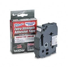 BRTTZS941 - Brother TZ Extra-Strength Adhesive Laminated Labeling Tape