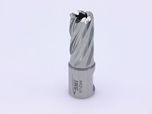 HSS Kernbohrer 17 mm Drm. Schnitttiefe 25 mm Aufnahme 19 mm Weldonschaft