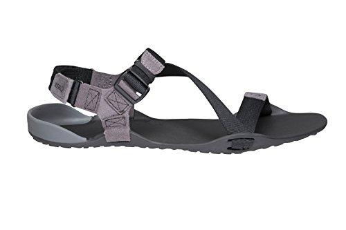 Running Barefoot Sport Sandals Black Men's Xero Hiking Coal Trek Shoes Z Trail Charcoal Minimalist Sandal n6cPSRp6x