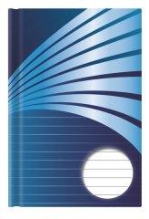 Kladde DIN A4 Notizbuch 96 Blatt kariert Tagebuch (5er Pack, DIN A4 | kariert)
