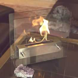 Nu-Flame Irradia Tabletop Fireplace by Nu-Flame