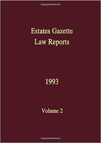 Téléchargez des livres électroniques en ligneEGLR 1993 (Estates Gazette Law Reports) (Littérature Française) MOBI