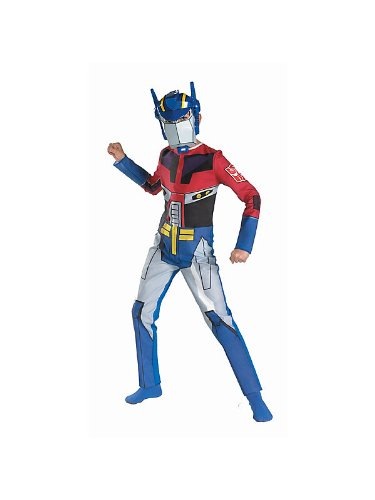 Optimus Prime Cartoon Classic Costume - Medium