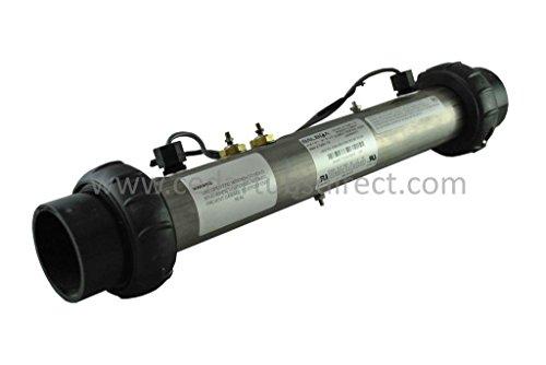 Balboa 25-175-8104 OEM Heater Assembly, 4.0KW, 220V, M7 Sensors, 15
