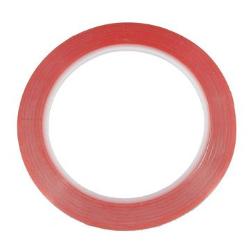 Repair Tools - Red Double Sided Adhesive Tape Sticker Mobile Phone Computer Lcd Screen Repair 3mm Width - Double Sided Tape - 1PCs (Carl Fireplace)