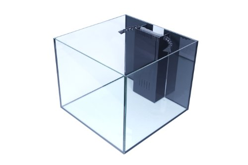 SCA 50 Gallon Starfire Glass Aquariums Complete Package 24x24x20 10mm