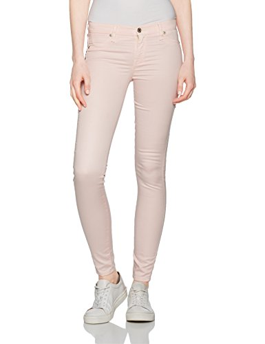 Pastel Femme Skinny All 7 0ab Jeans The Rose Pink Mankind For xwIT8