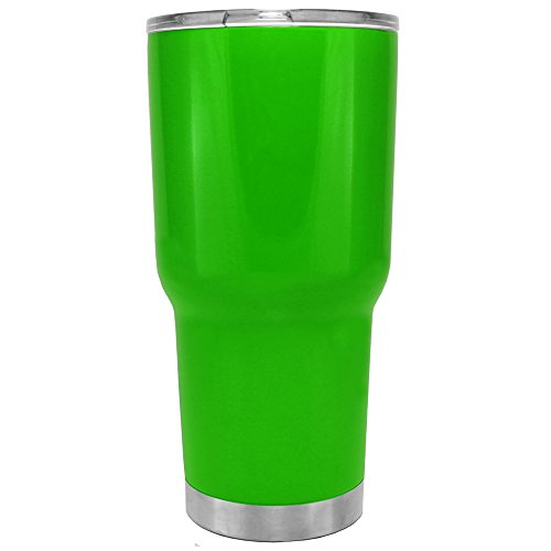 Green Vacuum Insulated Stainless Tumbler product image