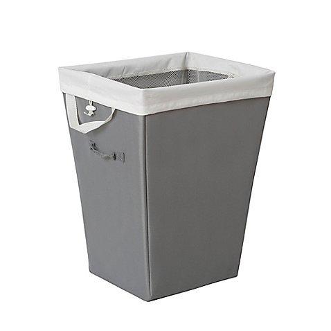 Easy Home Laundry Basket Hamper Organizer Clothes Sorter wit