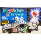 - Action - NASCAR - Ernie Irvan #36 - 1999 Pontiac Grand Prix - M&M's New Millennium Candy - 1:24 Scale - Die Cast - Farewell Salute to Irvan - OOP - Limited Edition - Collectible