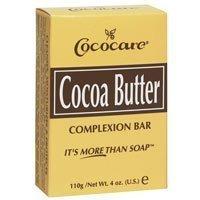 Palmers Cocoa Butter Soap - Cococare Cocoa Butter Complexion Bar, 4 Ounce