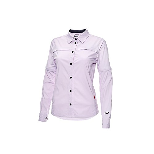 Protective Damen P-aight-rs Funktions-Hemd Mit Abzippbaren Ärmeln