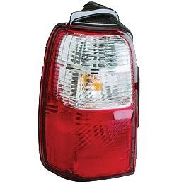 Toyota 4Runner Replacement Tail Light Assembly - Driver Side