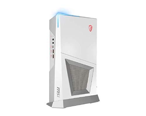 MSI MPG Trident 3 Arctic 10SI-015EU – Ordenador de sobremesa Gaming (Intel Core i7-10700, 16 GB RAM, 512GB SSD, 2TB HDD…