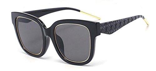 polarisées Pièce du en lunettes Lennon vintage soleil Grise rond de style cercle métallique retro inspirées OwIEBfq