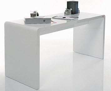 KARE Schreibtisch weiß 150/70 + Rollcontainer White Club ...