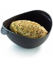 Lékué Silicone Mini Bread Maker, Brown