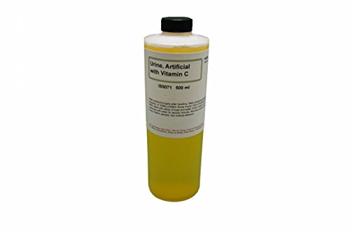 Innovating Science - Understanding Urinalysis - Demonstration of Urinalysis Techniques - Fluid with Vitamin C - 500mL