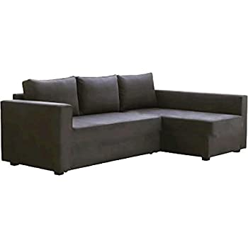 The Dark Gray Manstad Cover Replacement Is Custom Made For Ikea Manstad Sofa  Bed, Or