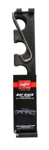 Rawlings Fence Bat Rack