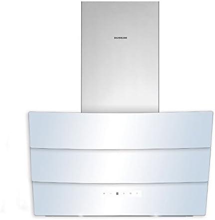 Silverline TTW 653 W Trinity - Campana extractora de pared (59,6 cm): Amazon.es: Grandes electrodomésticos