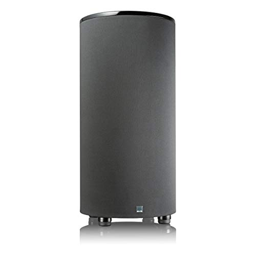 SVS PC-2000 Pro 12″ Ported Cylinder Subwoofer – Piano Gloss