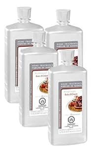 case of 4 winterwood lampe berger fragrance liter home kitchen. Black Bedroom Furniture Sets. Home Design Ideas