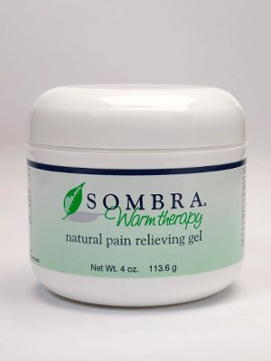 Sombra Warm Therapy Natural Pain Relieving Gel, ()